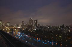 平成OSAKA天の川伝説2011 雨に煙る