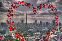 I love Tokyo Tower