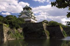 大阪城天守