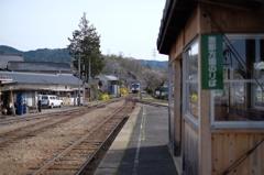 ローカル列車の旅