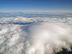 巨大雲発見