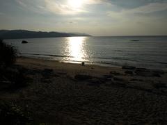 お気に入りの海岸