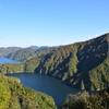 秋の田子倉湖2