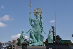 日本一の毘沙門天1