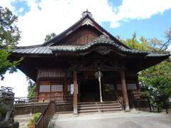 成田山薬師寺 不動堂