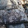 長瀞 紅簾石片岩3
