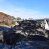 長瀞 紅簾石片岩1