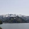 春の田子倉湖2