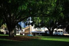 ブリスベンの街 オーストラリアの風景写真