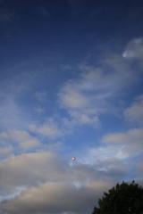 朝の気球 オーストラリアの風景写真