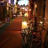 味のある夜の街 自由が丘 CANON EOS RP RF35mmF1.8