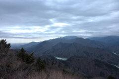 丹沢・高取山から