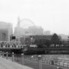 「横浜 新港橋からMM」 (film)