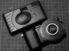 「レンズ抽出」 (digital)