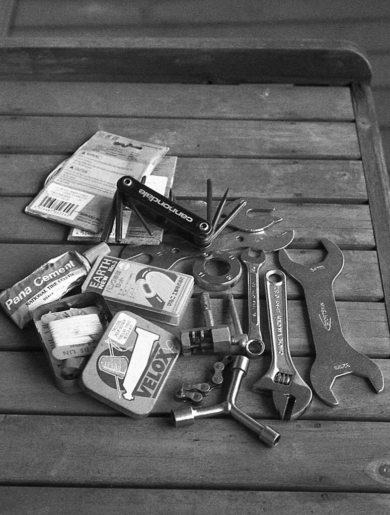 「マニアの道具 #1」 (film)