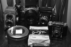 「自由研究:穴無し35mmフィルムで撮れるカメラ」