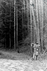 「自転車旅09」 RICOH RZ-750 (film)
