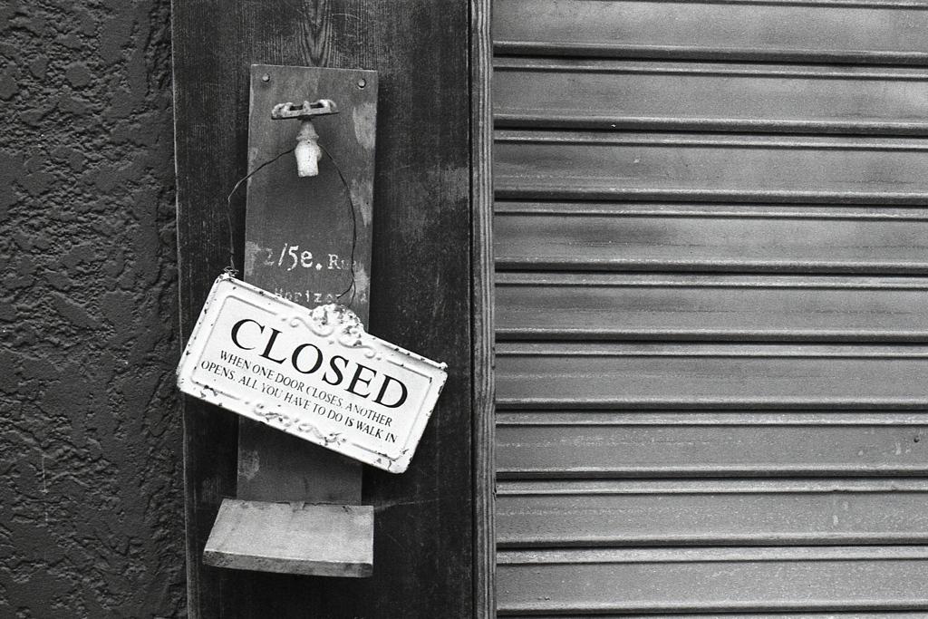 「closed」 (film)
