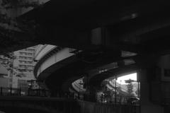 「石川町 高速下」 (flm)