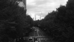 「ETR with 135 film 試写 08」 (film)