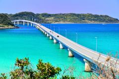角島2020 3月 角島大橋⑧