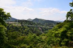 九重夢大吊橋2019-2 全景