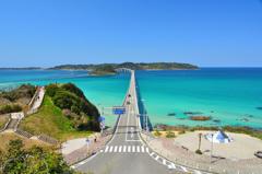 角島2020 3月 角島大橋②