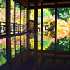 環境芸術の森2020 秋-4 風遊山荘①
