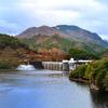耶馬渓ダム2019  秋 噴水①