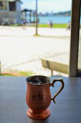 ミルクホール門司港2020 8月 アイスコーヒー