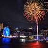 めかり公園2019 12月-2 海峡ゆめタワー&花火④