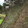 熊本城2020 7月-3 大天守と新旧石垣