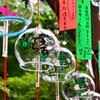 如意輪寺2020 7月-4 参道&風鈴②