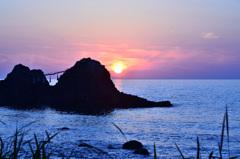 櫻井二見が浦2020 6月-3 夫婦岩①