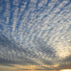 海の中道2020-1 能古島&鱗雲