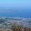 鶴見岳2021 3月 眺望②