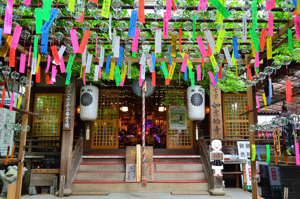 如意輪寺2020 7月-1 本堂