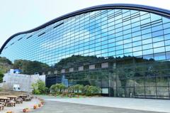 九州国立博物館2021 1月 外観