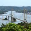 呼子2020 9月-1 風の見える丘公園 呼子大橋