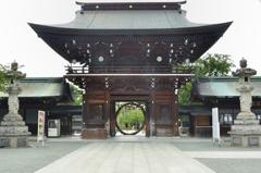 宮地嶽神社2020 8月-1 楼門④