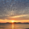海の中道2020-3 糸島半島&旅客機