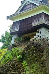熊本城2020 7月-2 戍亥櫓