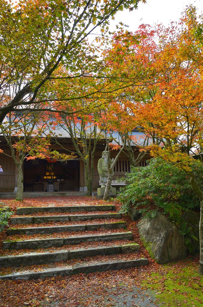 呑山観音寺2019-2 七福神堂