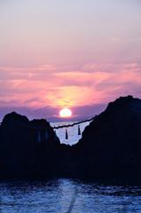 櫻井二見が浦2020 6月-3 夫婦岩②