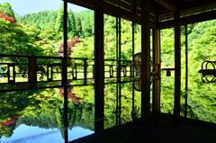 環境芸術の森2020 6月-2 風遊山荘