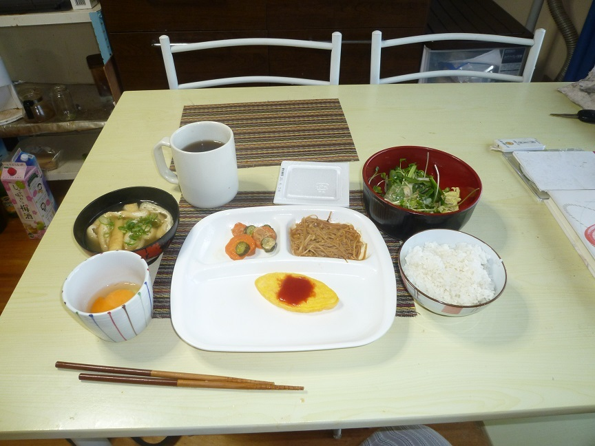 納豆定食 20201001