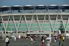 巨大スタジアム