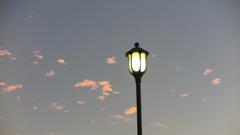公園の灯り2