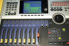 機能美 /  DTM導入で現役を引退したHDD 8CH MTR