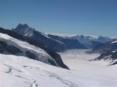 アルプスの大氷河